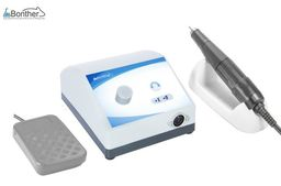 Scientific workbench micromotor